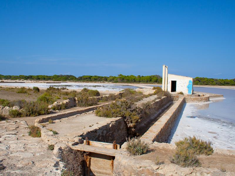 Parque Natural de Ses Salines, d'Eivissa i Formentera