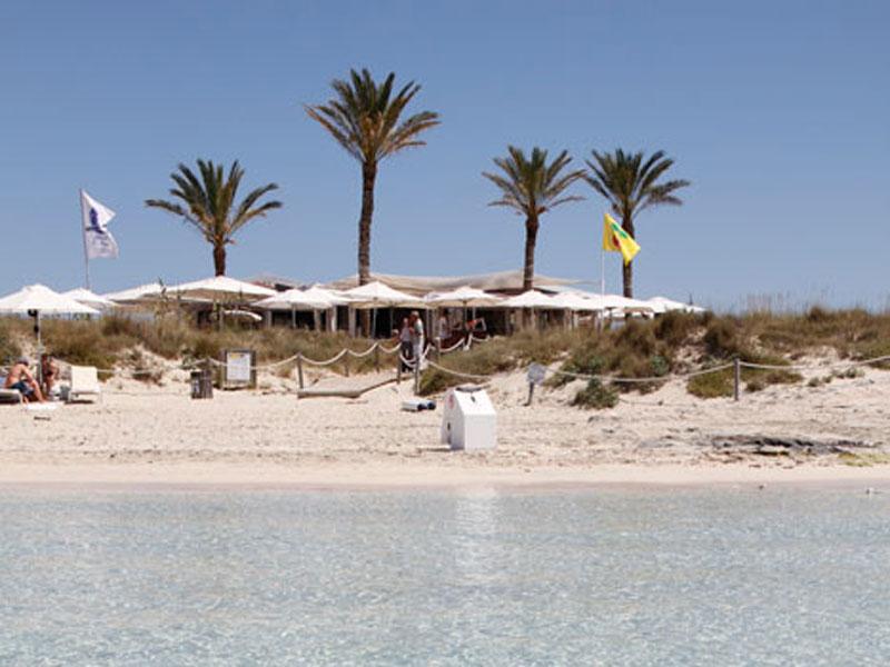 Restaurantes en Formentera