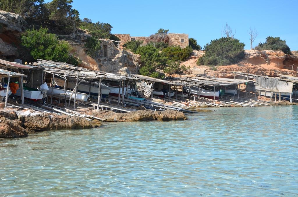 Varaderos de Formentera
