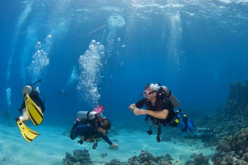 Formentera y su paisaje bajo el mar