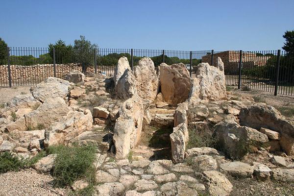 Ca na Costa, historia de Formentera