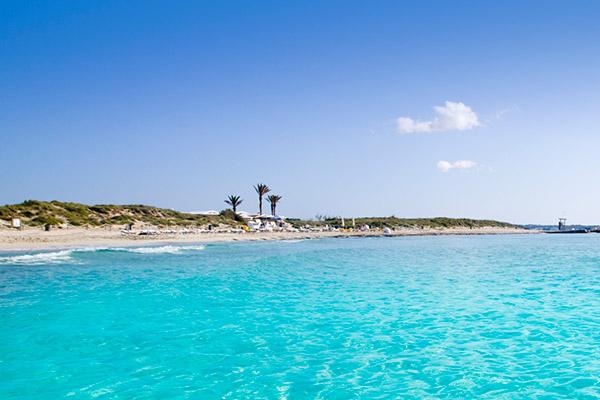 Continuamos conociendo las mejores playas de Formentera