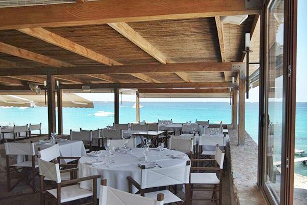 Dos restaurantes de Formentera, Can Blaiet y S' Avaradero