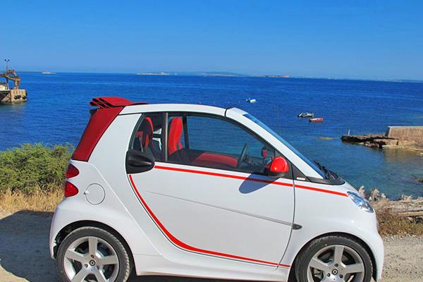 Tu mejor elección para alquilar un coche en Formentera