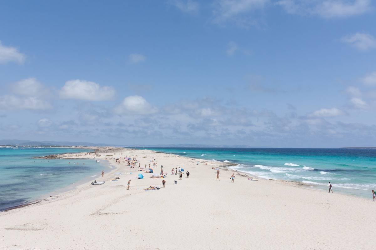 Ses Illetes beach - Es Formentera. com