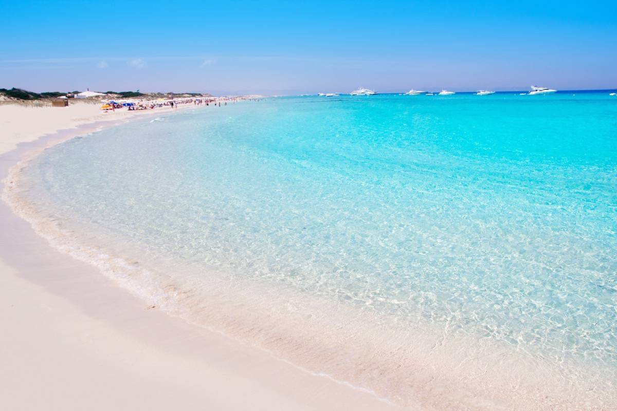 Ses illetes beach - Es Formentera.com