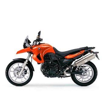 Moto BMW de alquiler Formentera