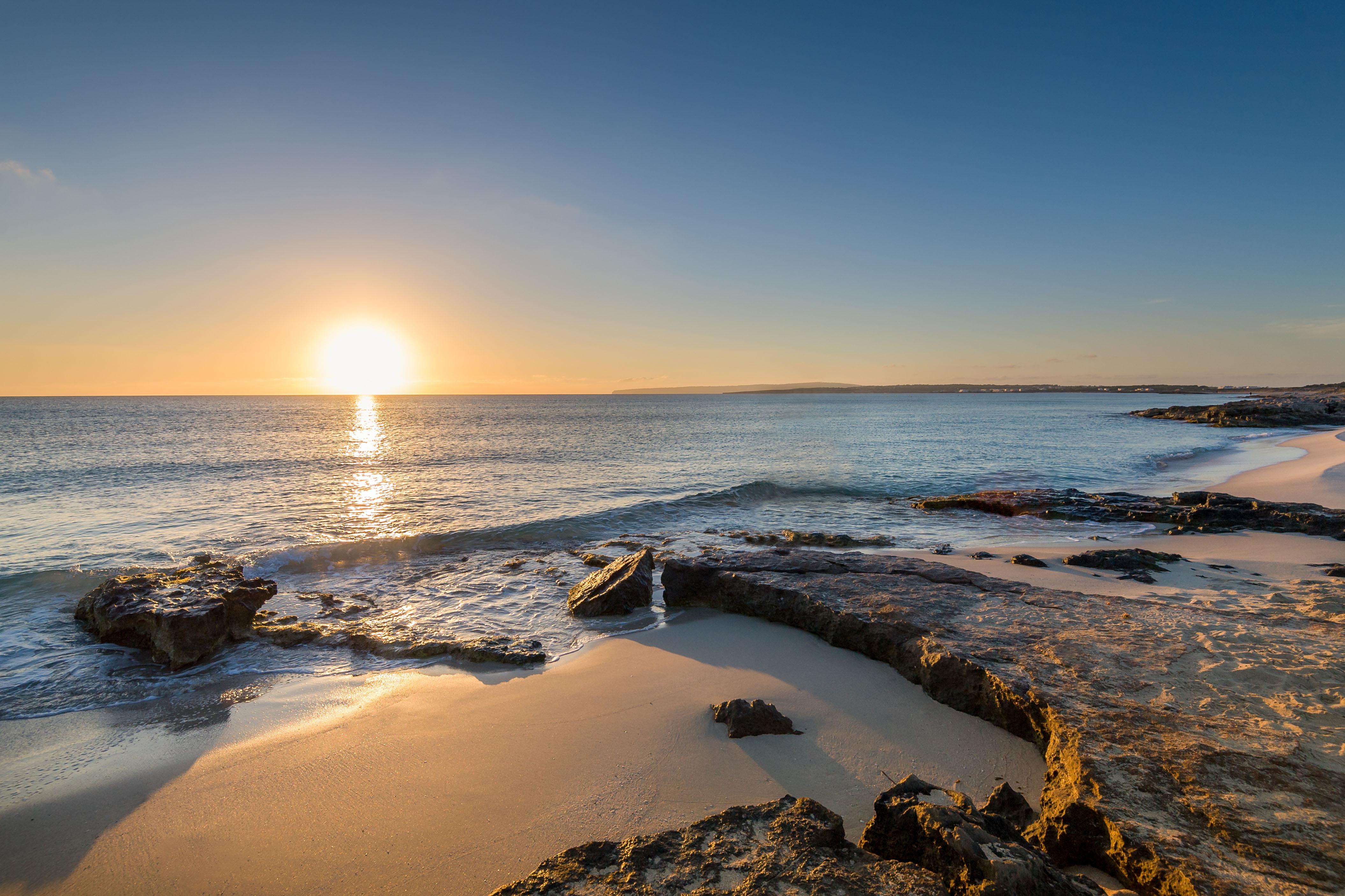 Las 4 puestas de sol en Formentera imprescindibles