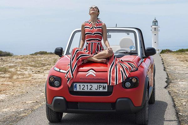 Ventajas de alquilar un coche eléctrico en Formentera.