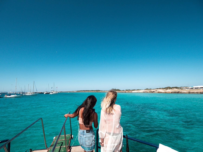 ¿Cómo llegar a Formentera?