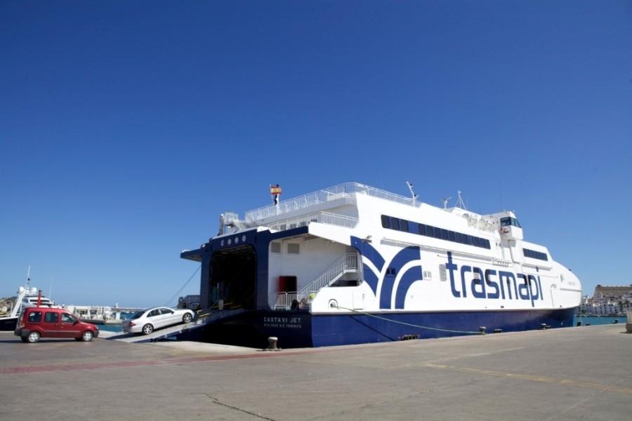 Llegar a Formentera en barco - EsFormentera.com